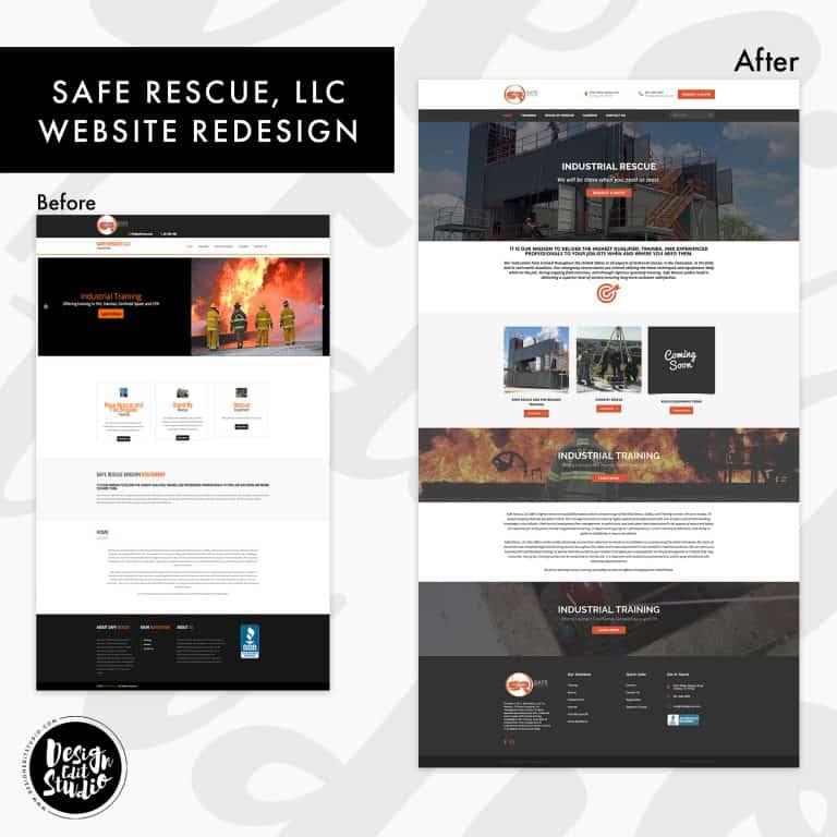 Safe Rescue Redesign