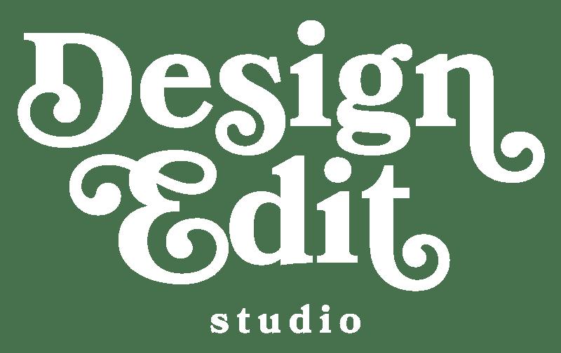 Boutique Web Design | Blog designs | Branding  | Design Edit Studio